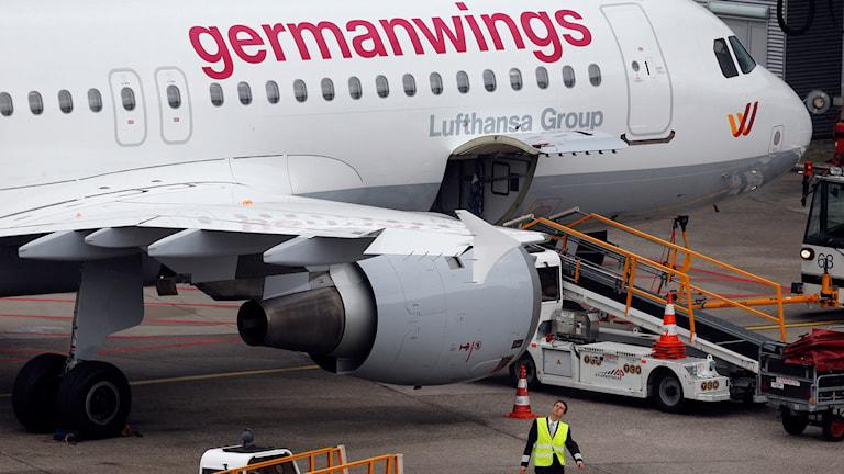 Germanwings Flygplan