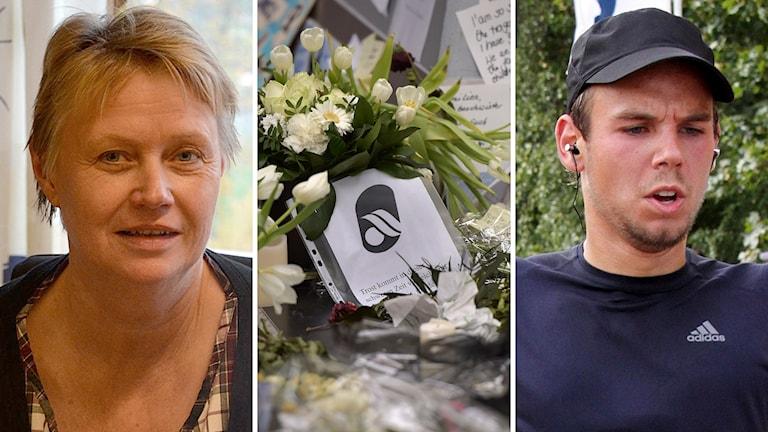 Anki Sandberg, samordnare Nationell samverkan för psykisk hälsa, om diskussionen efter flygkraschen i alperna, Andreas Lubitz. Foto: TT
