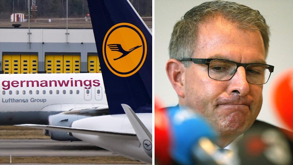 Lufthansas chef Carsten Spohr