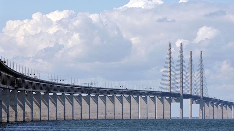 Integrationen i Öresundsregionen har minskat, på grund av finanskris och gränshinder. Foto: Johan Nilsson/TT.