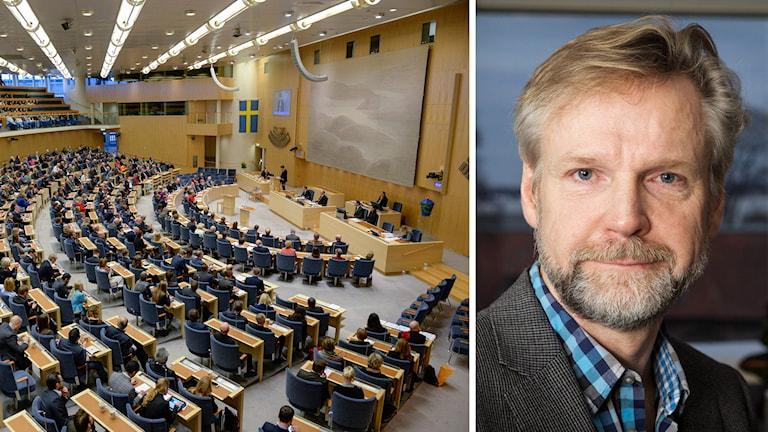 Tomas Ramberg riksdagen