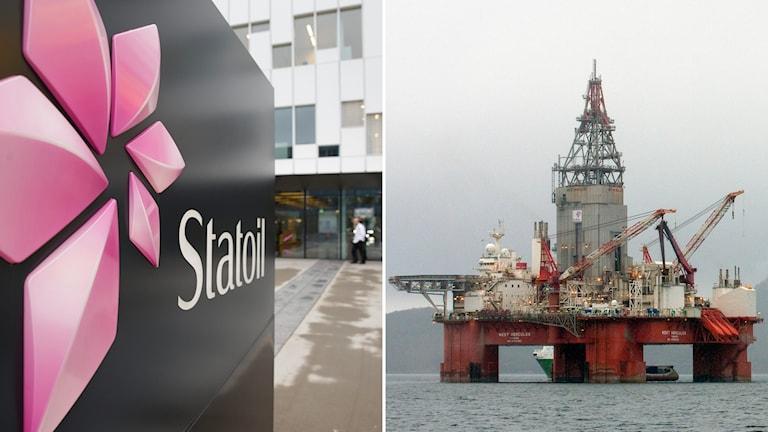 Statoil. Foto: TT
