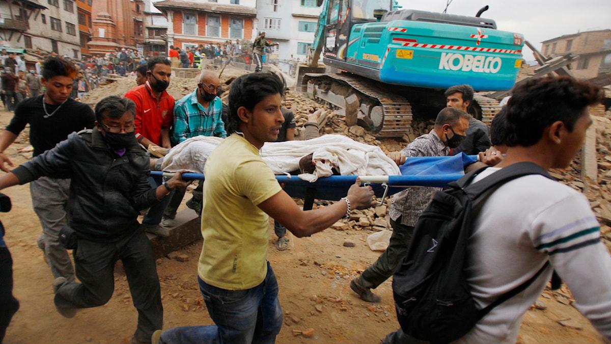 Foto: Niranjan Shrestha/AP.