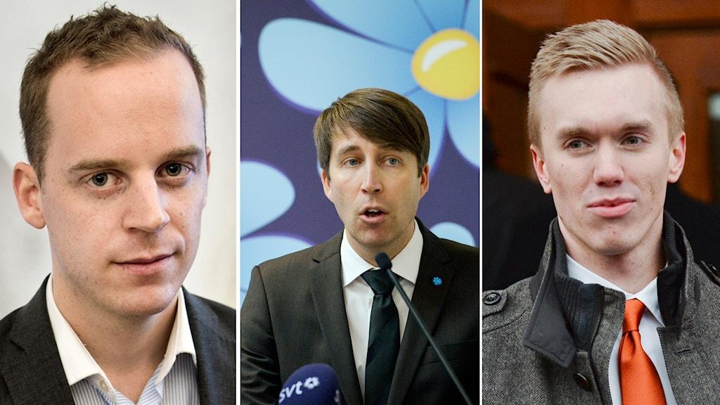 Foto: Lars Pehrson / SvD / TT, Janerik Henriksson/TT