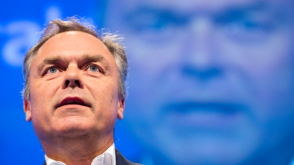 Jan Björklund. Foto: Peter Krüger/TT