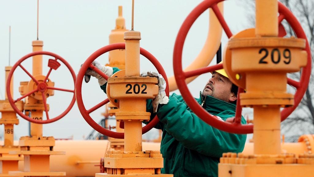 Gas, energi, ryssland,