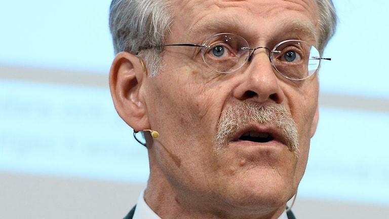 Riksbankchefen Stefan Ingves. Foto: Claudio Bresciani/TT.
