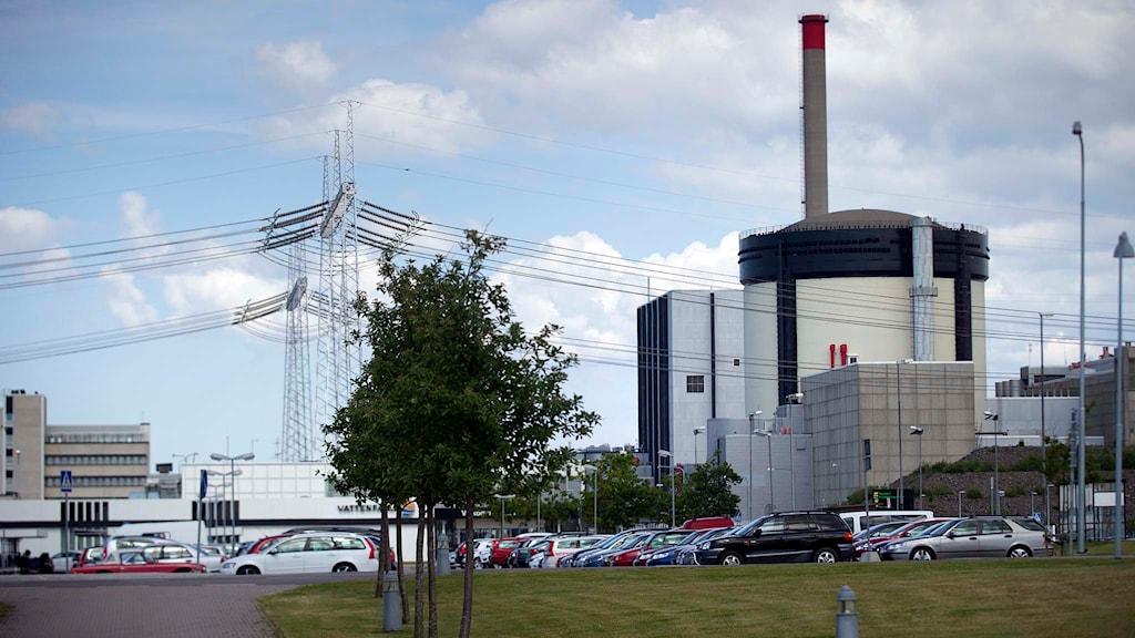 Ringhals kärnkraftverk. Foto: Björn Larsson Rosvall/TT.