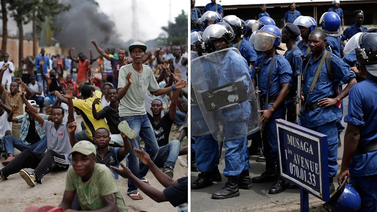 Foto (båda bilderna): Jerome Delay/AP