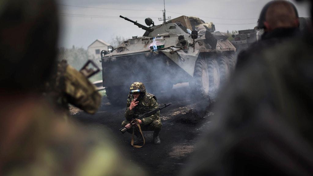 Ukraina, ryssland