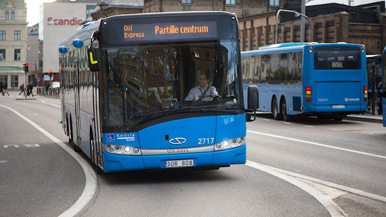 Buss, göteborg