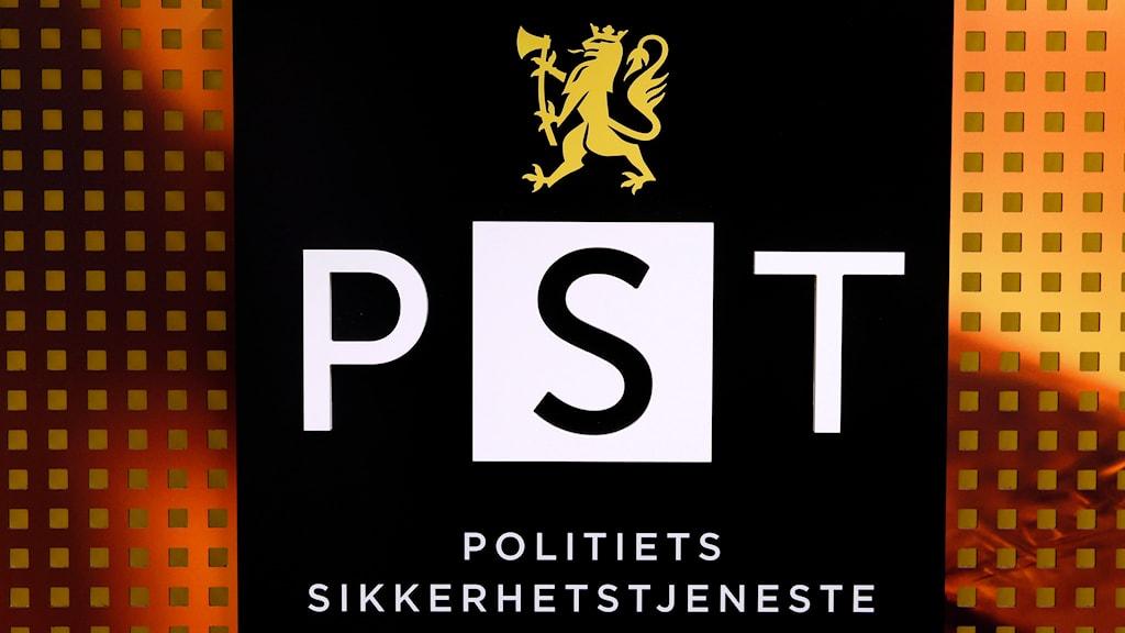 The Norwegian intelligence service PST. Photo: Vidar Ruud/TT
