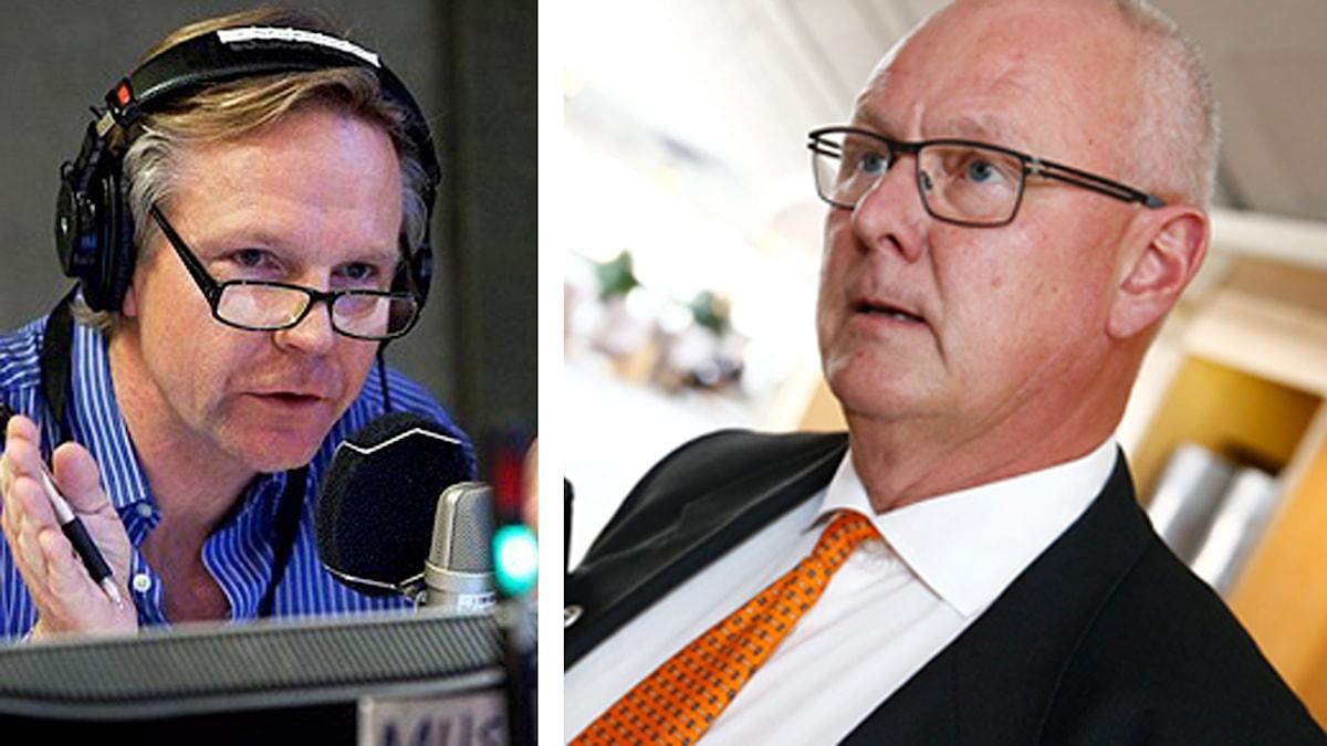 Tomas Ramberg kommenterar. Finn Bengtsson är moderat riksdagsledamot.