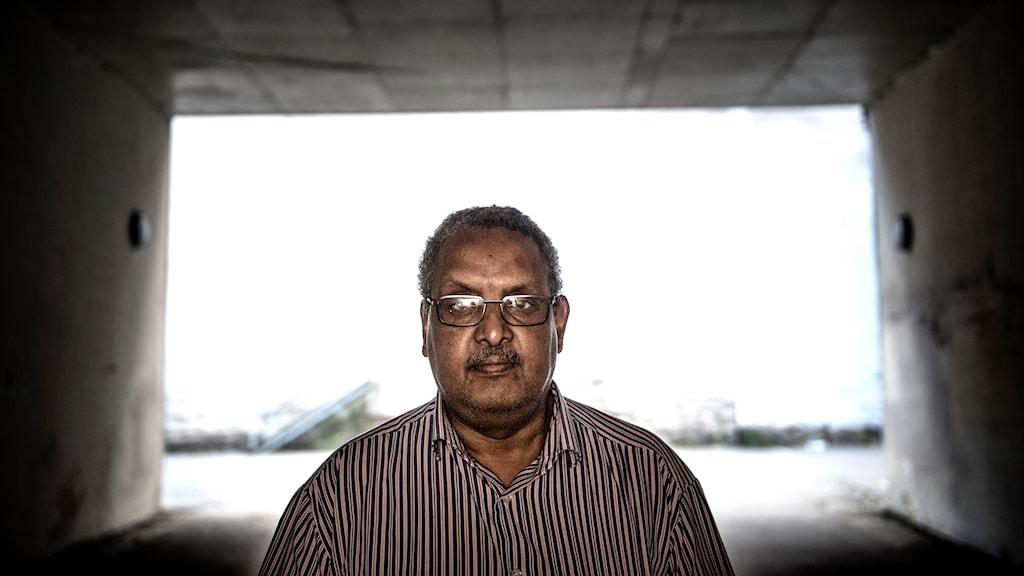 Mahdi Warsama. Foto: Pavel Koubek/TT