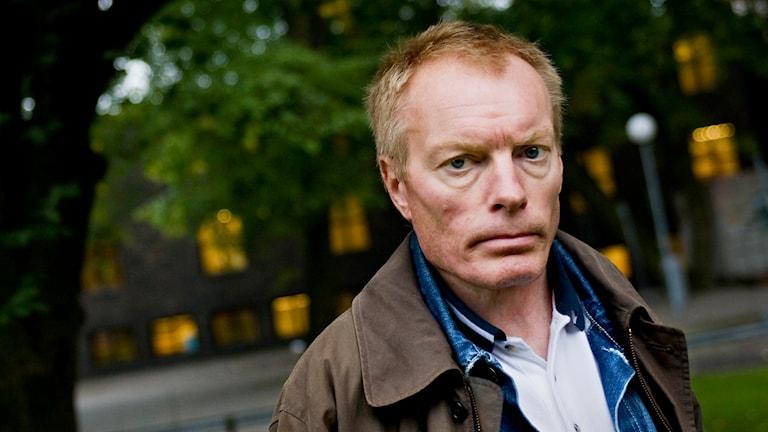 Magnus Norell. Foto: Christine Olsson/TT