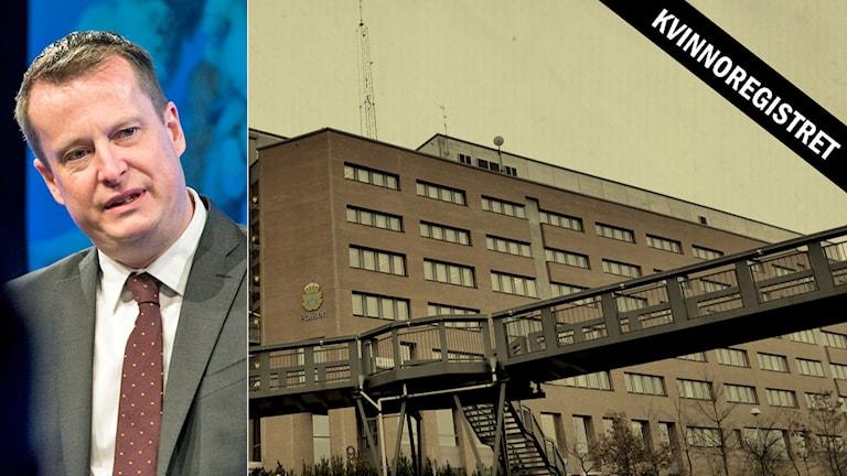 Inrikesminister Anders Ygeman. Foto: TT