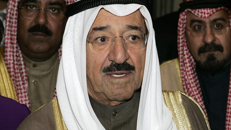 Sabah al-Ahmad al-Jabir as-Sabah, Kuwait