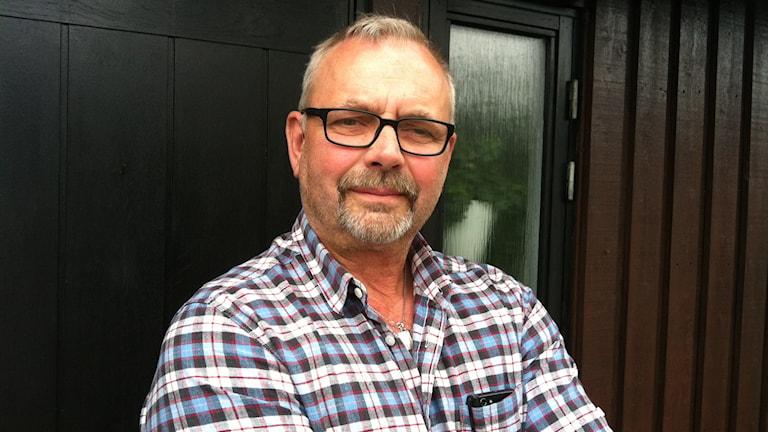 Björn Öhman från Aneby överklagar till Europadomstolen. Foto: Alexandra Svedberg/SR