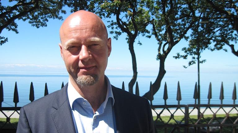 Yngve Slyngstad, chef för norska oljefonden, ger sig in i debatt om bolagsstyrning.