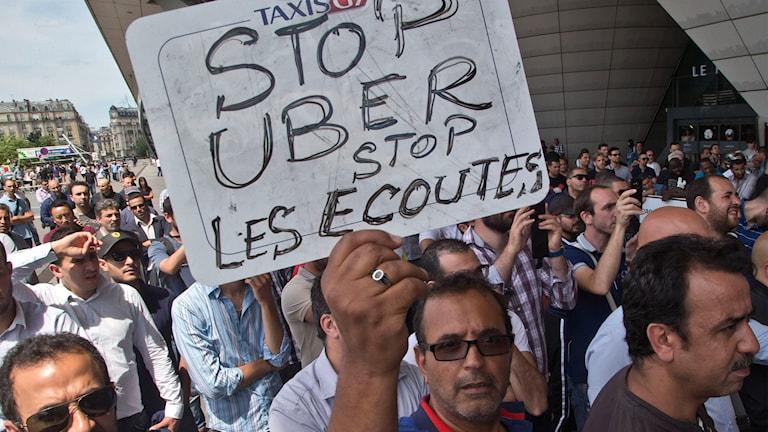 Uber, Frankrike