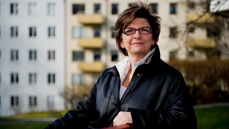 Ann Olsson har arbetat tillsammans med de grekiska skattemyndigheterna. Foto: Adam Ihse/TT