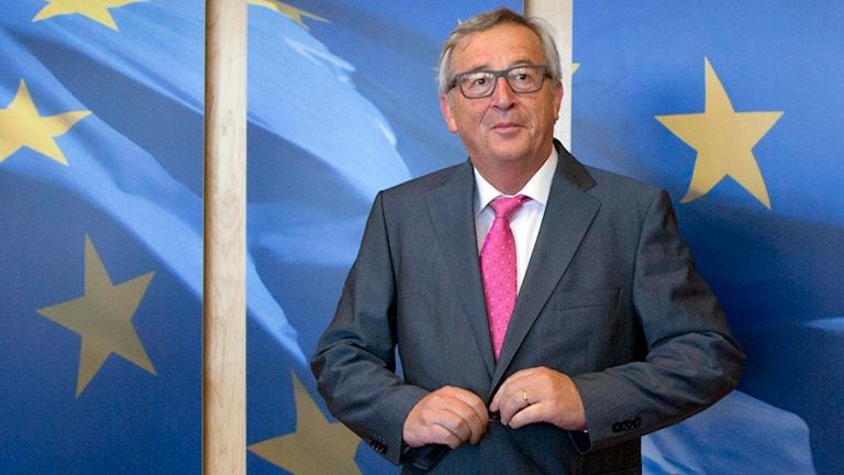 Juncker. Foto: Virginia Mayo/TT