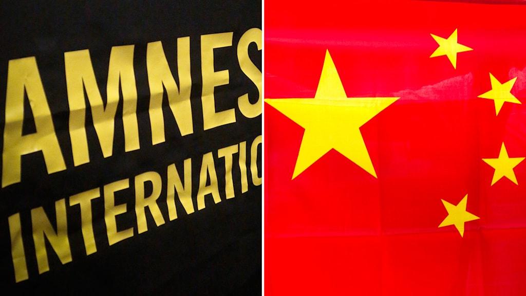 Enligt Amnesty International måste Kina släppa de advokater som har gripits. Foto: /Bebeto Matthews/Alexander F. Yuan/TT.