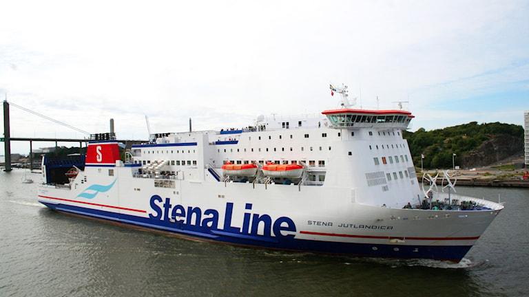 Stena Jutlandica. Foto: Stena Line.