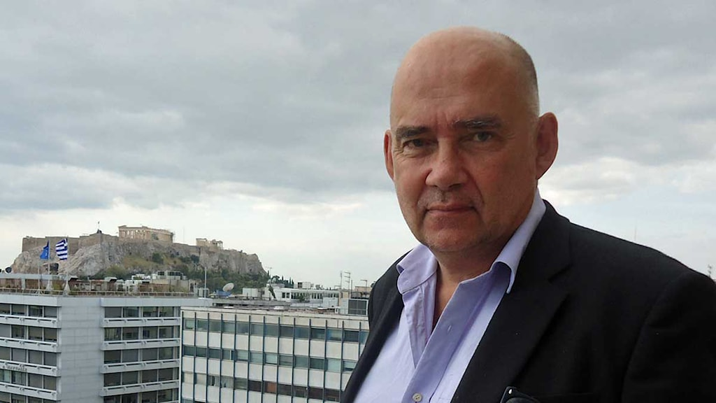 Ekonomikorrespondet Staffan Sonning