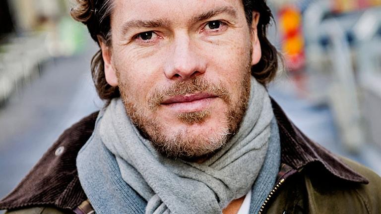 Patrick Grimlund. Foto: Erik Mårtensson/TT