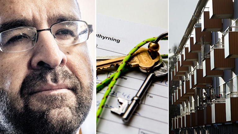 Enligt bostadsminister Mehmed Kaplan (MP) ligger problemet i att det byggs för lite billiga bostäder.