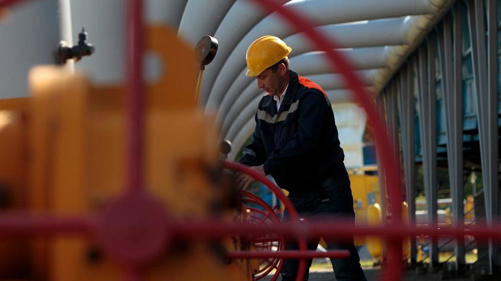 Gazprom Foto: Sergei Chuzavkov