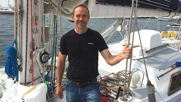 Martin Hasselöv, forskare Göteborgs universitet