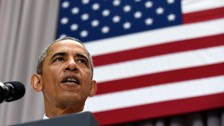 Obama Foto: Susan Walsh/TT