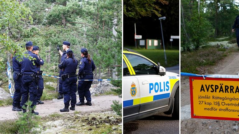 Misstänkt mord Upplands Väsby