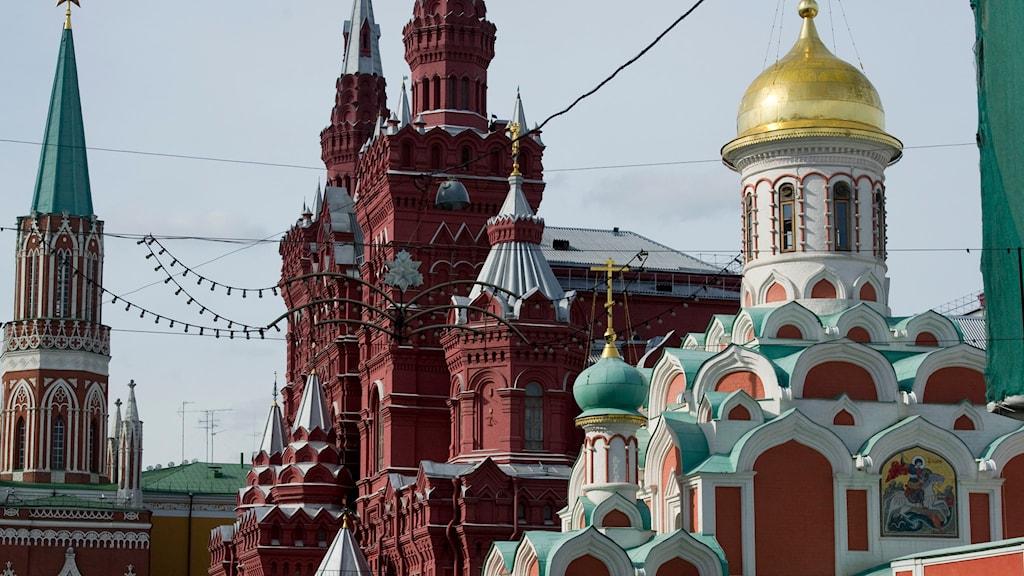 Svenska försvaret ska göra en observationsflygning över Moskvaområdet. Foto: