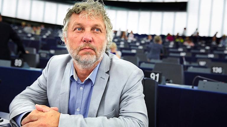 Peter Eriksson (MP) Sawirle: Fredrik Persson/TT