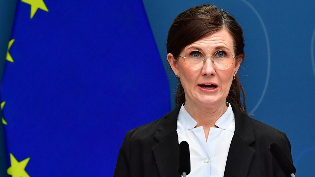 Märta Stenevi (MP)