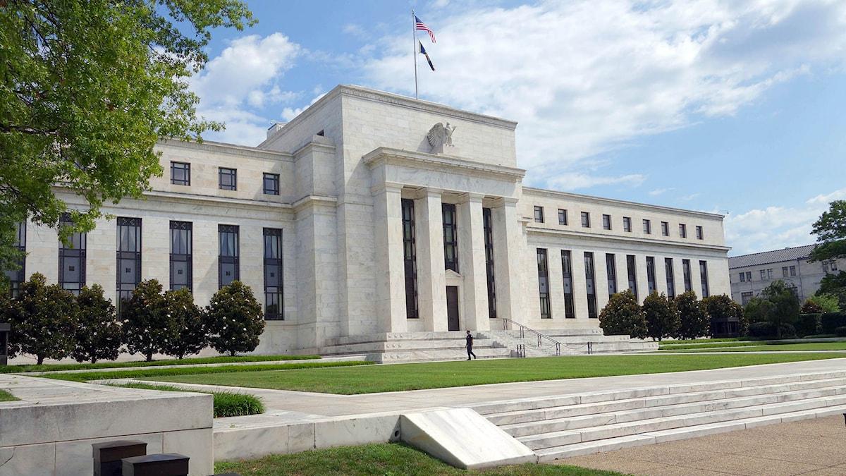 Federal Reserve amerikansk ekonomi
