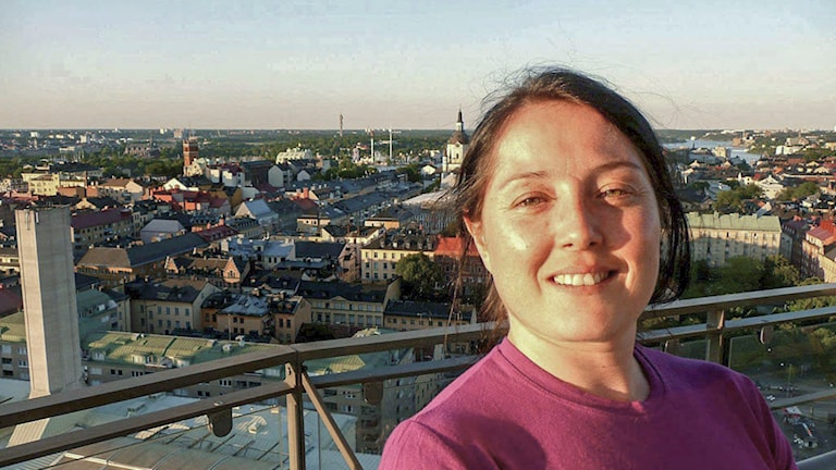 Aysen Furhoff was arrested when she arrived at the airport in Georgia on June 19th. Photo: Private