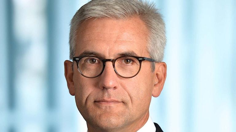 Verkstadskoncernen ABB:s vd Ulrich Speisshofer. Foto: ABB.