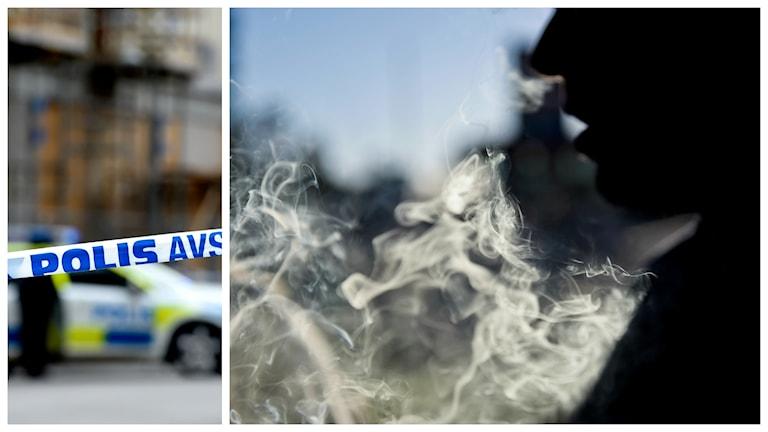 De senaste två ser man en ökning av framförallt narkotikabrott, våldsbrott och tillgreppsbrott som begås av gatubarn. Foto: TT.