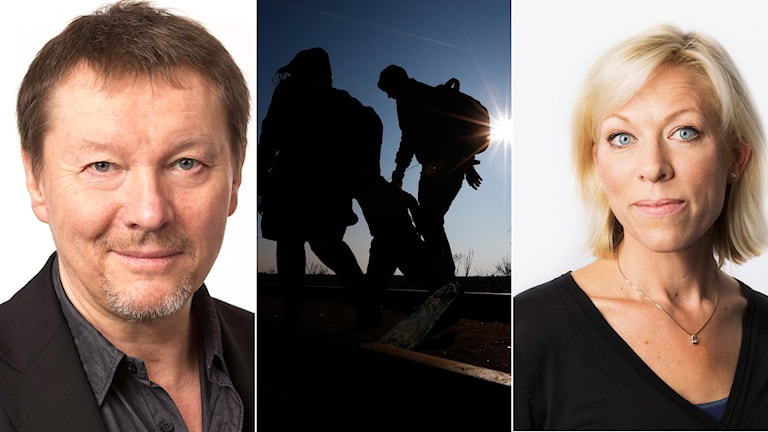 Foto: Micke Grönberg/Sveriges Radio, Matthias Schrader/AP, Mattias Ahlm/Sveriges Radio