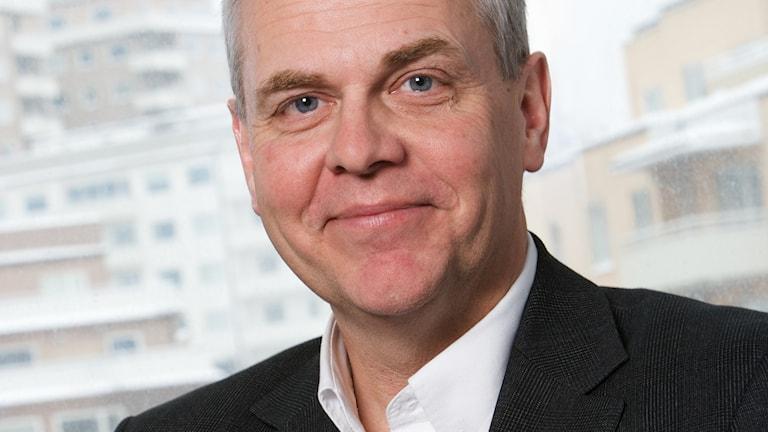 Fastighetsbyråns vd Lars-Erik Nykvist. Foto: Fastighetsbyrån/Creative Commons.