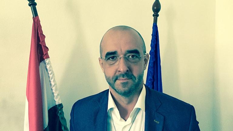 Zoltan Kovacs, Hungarian government spokesman.