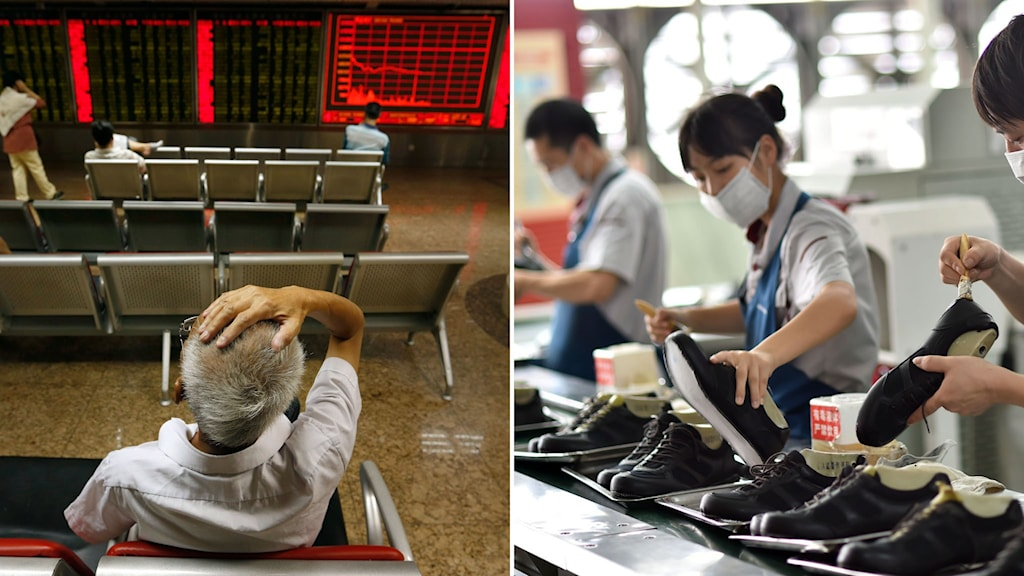 Många bedömare anser att det kan komma fler nedskrivningar av kinesiska yuanen. Foto: TT.