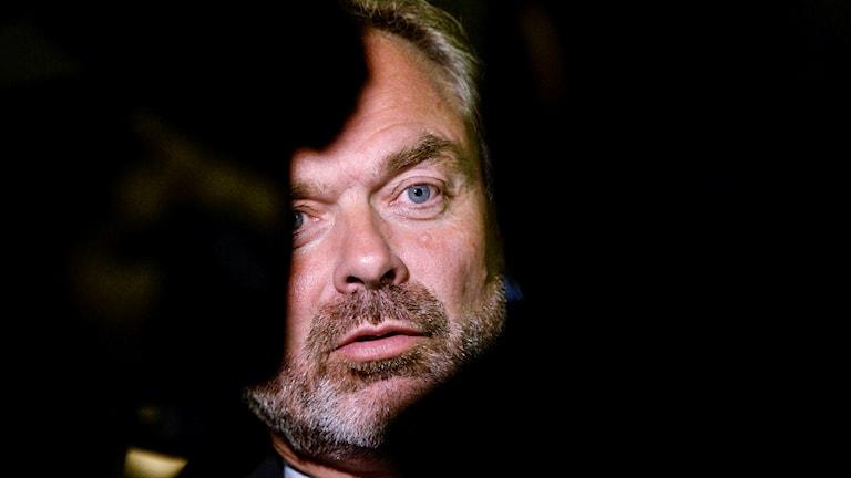 Parteichef Jan Björklund. Foto: Jessica Gow/TT.