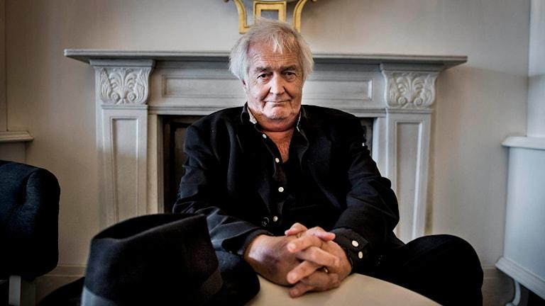 Författaren Henning Mankell. Foto: Nora Lorek/TT.