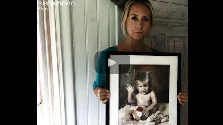 Hemsjukvård för cancersjuka barn. Video: Mona Hambreus och Marcus Svensson / Sveriges Radio