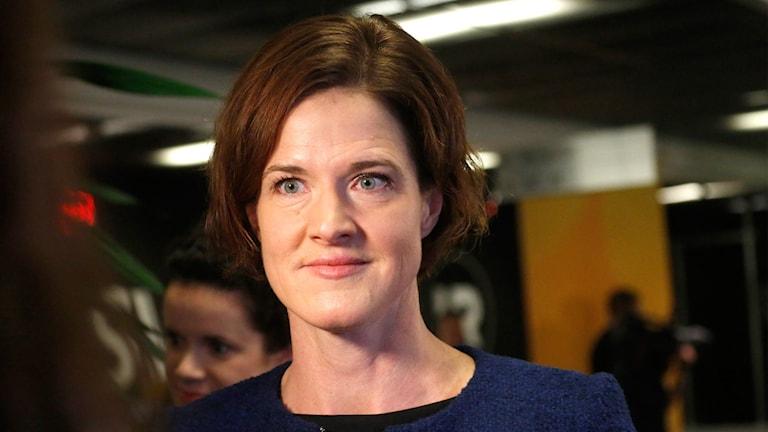 Moderaternas partiledare Anna Kinberg Batra. Foto: Christine Olsson/TT.